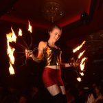 Washington DC Fire Performer Anna Pineapple