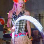 LED Hula Dancer Washington DC