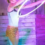 led hula hooper washington dc