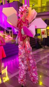 Stilt Walker Washington DC for Hire